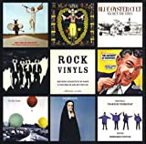 Rock vinyls : histoire subjective du rock à travers 50 ans de vinyles