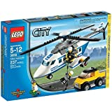 LEGO City Limited Edition Set #3658 Police Helicopter