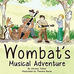 Wombat's Musical Adventure Hörbuch