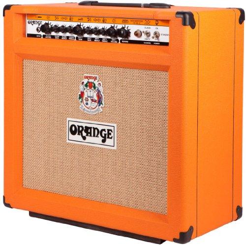 Orange Amplifiers Rockerverb 50C Mk Ii 50W 1X12 Tube Guitar Combo Amp Orange