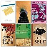 Man booker prize shortlist 2012 Collection 6 Books Set