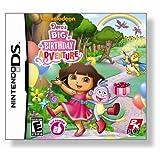 Dora The Explorer: Dora's Big Birthday Adventure - Nintendo DS