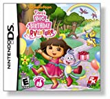 Dora the Explorer: Doras Big Birthday Adventure - Nintendo DS