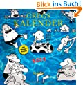 Gregs Kalender 2014: Mit Stickerbogen
