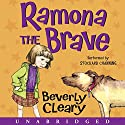 Ramona the Brave Audiobook by Beverly Cleary Narrated by Stockard Channing