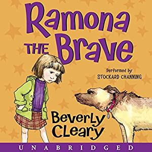 Ramona the Brave Audiobook
