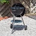 Fire Mountain Charcoal Kettle Barbecue