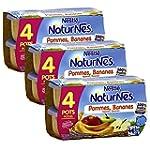 B�b� Nestl� Naturnes Pommes Bananes -...
