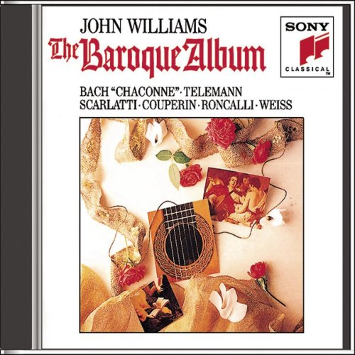 John Williams: The Baroque Album