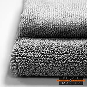 """(9-Pack) **SPECIAL SALE** THE RAG COMPANY 16"""" x 16"""" Professional 420 GSM Dual-Pile Plush Microfiber Auto Detailing Towels """"Spectrum 420 Dark Pack"""" (Also Available: Search for Spectrum 420 Light Pack in White, Peach & Lavender) from THE RAG COMPANY"""