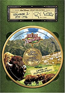 Walt Disney Legacy Collection - True Life Adventures Vol 2 from Buena Vista Home Entertainment