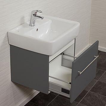 o0oensemble keramag renova renova n 1 55cm anthracite mat satin cuisine maison m538. Black Bedroom Furniture Sets. Home Design Ideas