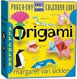 Origami 2008 Calendar (Page a Day Calendar)