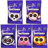 Cadbury Dairy Milk Buttons STD Bag (Box of 48)