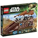 Jabba's Sail Barge LEGO® Star Wars Set 75020