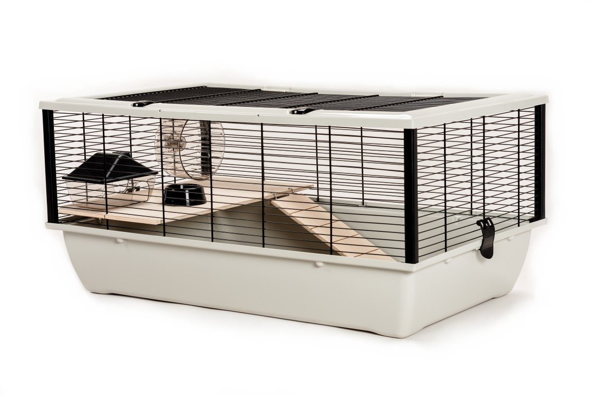 Dwarf hamster cages uk for How to build a hamster cage