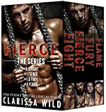 Fierce Series - Boxed Set  (New Adult Alpha Fighter Romance)