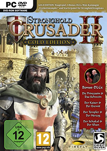 Stronghold: Crusader II - Gold Edition [Edizione: Germania]