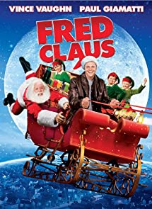 Fred Claus Cover