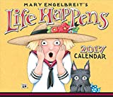 img - for Mary Engelbreit 2017 Day-to-Day Calendar: Life Happens book / textbook / text book