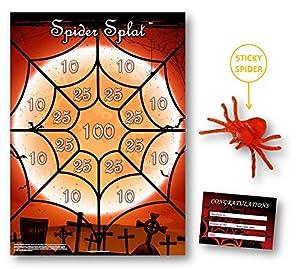 Halloween Party Game .•:*¨ SPIDER SPLAT ¨*:•.