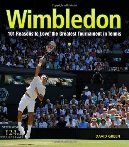 Sale alerts for Stewart, Tabori and Chang Wimbledon: 101 Reasons to Love the Greatest Tournament in Tennis - Covvet