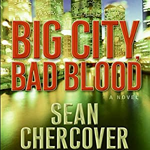 Big City, Bad Blood Hörbuch