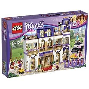 レゴ フレンズ ハートレイクホテル 41101