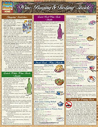 Wine Guide (Quickstudy: Home)