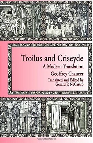 troilus and criseyde essays [enter troilus and cressida] troilus dear, trouble not yourself: the morn is cold cressida then, sweet my lord, i'll call mine uncle down he shall unbolt the gates.