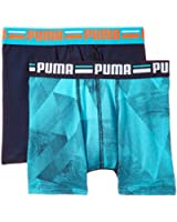 Puma - Boxer - Imprimé - Garçon