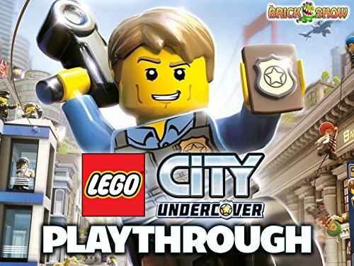 Clip: Lego City Undercover on Amazon Prime Instant Video UK