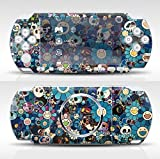 3CLeader® Decal Sticker Skin cover for Sony PSP 3000 3001 Sony PlayStation Portable #1