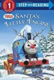 img - for Santa's Little Engine (Thomas & Friends) (Step into Reading) book / textbook / text book
