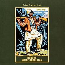 Durchs wilde Kurdistan (Orientzyklus 2) Hörbuch von Karl May Gesprochen von: Peter Sodann