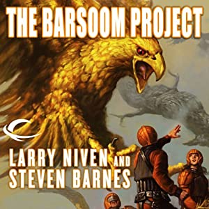 The Barsoom Project: A Dream Park Novel | [Larry Niven, Steven Barnes]