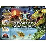 Ravensburger - 18910 - Jeu Scientifique - Triops Et Dinosaures Maxi Science X