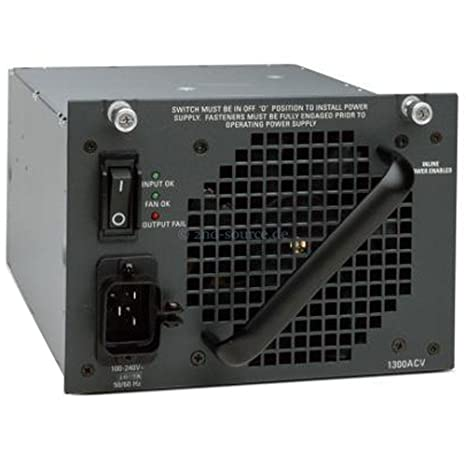 Cisco PWR-C45-1300ACV - Catalyst 4500 1300 Watt Power Supply Unit