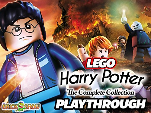 Clip: Lego Harry Potter The Complete Collection Playthrough on Amazon Prime Video UK