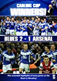 Birmingham City 2 Arsenal 1 - Carling Cup Final 2011 [DVD] [Reino Unido]