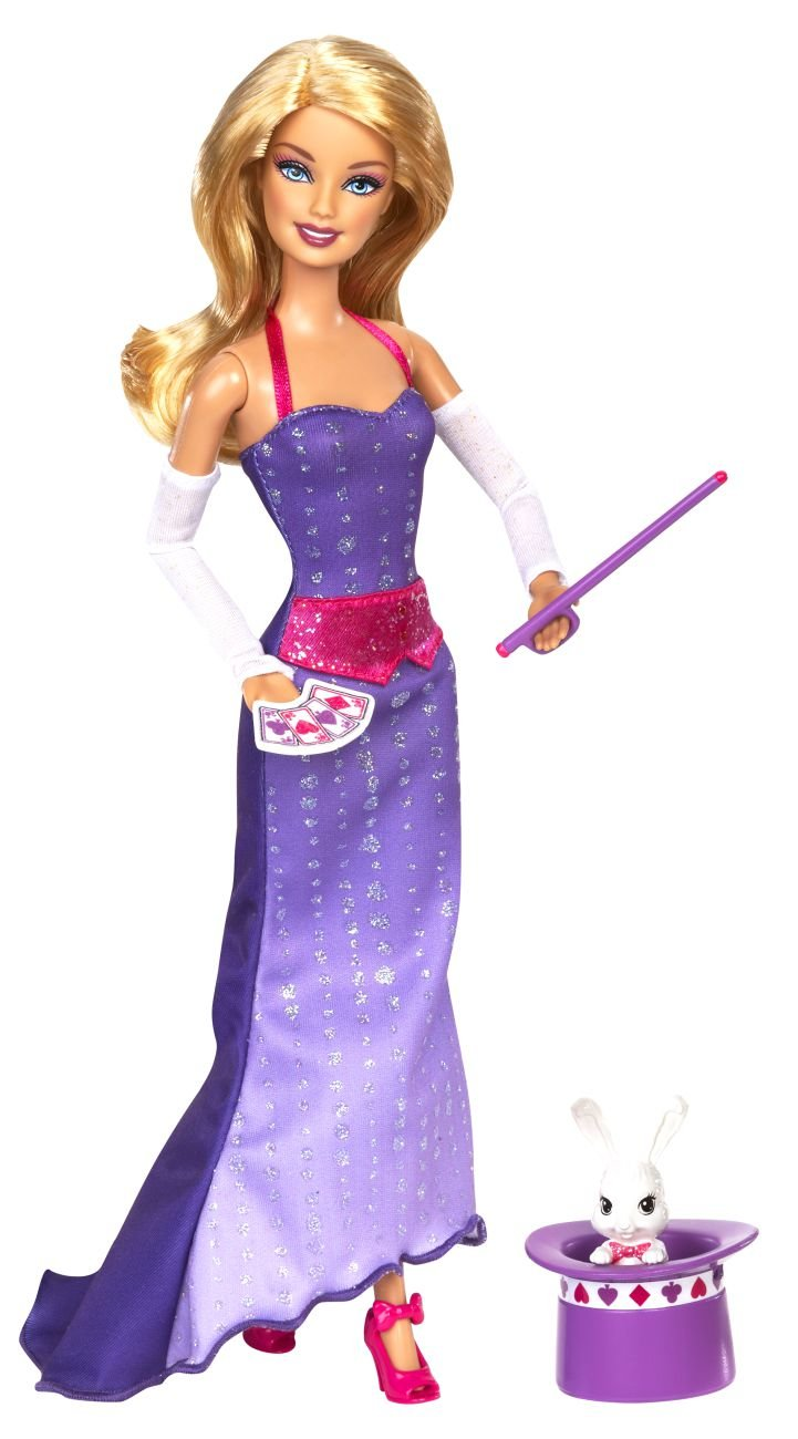 Barbie I Can Be Magician Doll