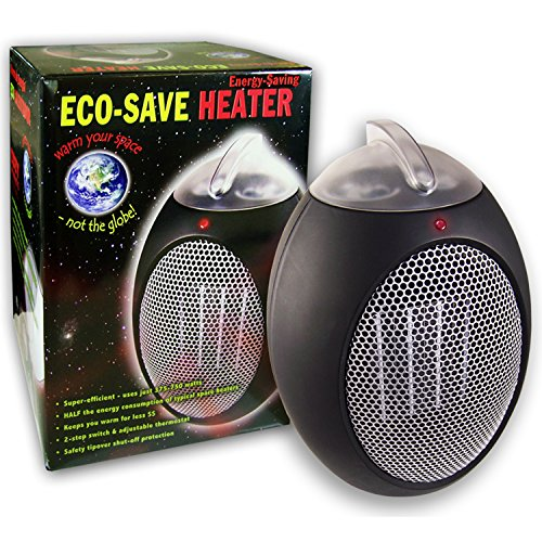 Cozy Products ESH Eco-Save 750-watt Compact Heater