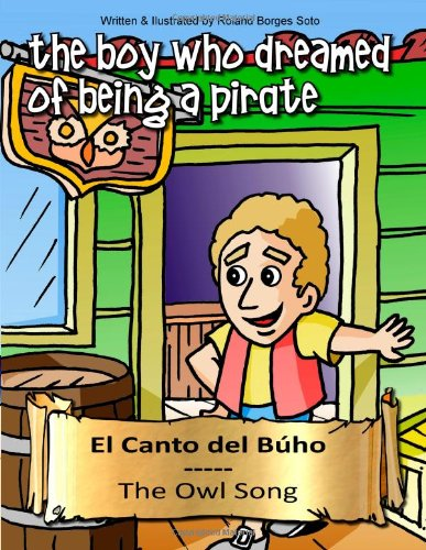 The Owl Song  / El Canto del Buho: Story & Coloring Book Collection / Coleccion de Cuentos para Colorear: Volume 5