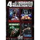 Scream Factory All Night Horror Marathon, Vol. 2 (Cellar Dweller, Catacombs, The Dungeonmaster & Contamination 7)