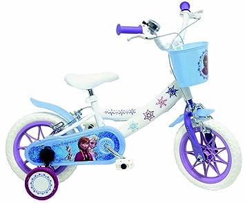 """Vélo 12"""" Disney Frozen officiel"""
