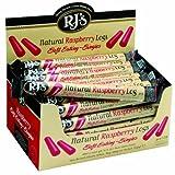 RJ Licorice Natural Raspberry Single Logs 40g - CLF-RJ-1401