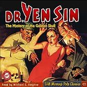 Dr. Yen Sin: July-August 1936, Book 2 | Donald E. Keyhoe