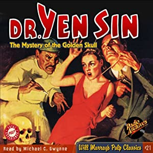 Dr. Yen Sin: July-August 1936, Book 2 Audiobook