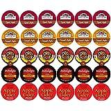 30-count Cider Single Serve cups For Keurig K cup Brewer Variety Pack Sampler