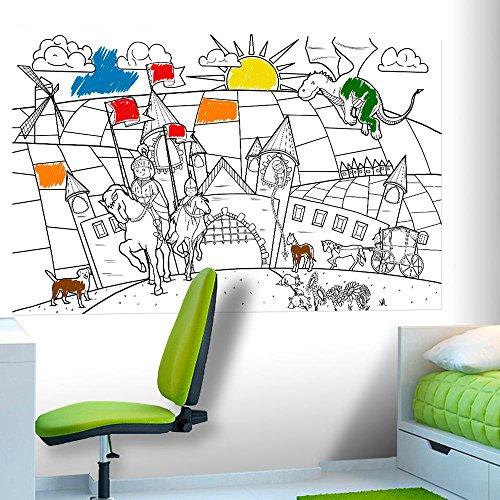 Schlafzimmer Neu Ausmalen  Vlies Fototapete 150×100 cm